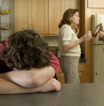 Неблагополучные семьи