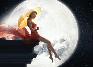 Луна и Магия