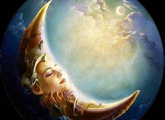 Фазы Луны. Вторая фаза и третья фазы